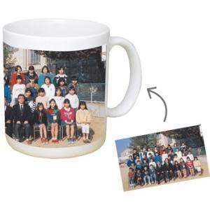思い出の写真やお子様が書いた イラストなどがオリジナルカップに!! 加工費込で1つからおご注文可能で...