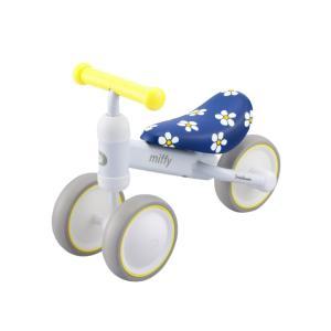 1歳から始めるアクティブベビーのためのトレーニングバイク☆ 人気のD-bikeミニにオシャレなミッフ...