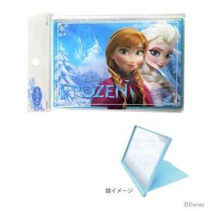 アナと雪の女王 横型コンパクトミラー<手鏡> <Frozen柄> DN57685|net-shibuya
