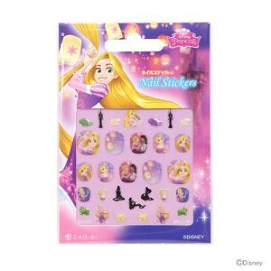 ディズニー・プリンセス ネイルシール <子ども用> ラプンツェル柄 DN82395 |net-shibuya