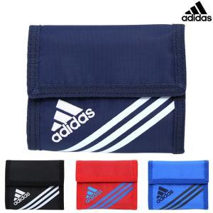 アディダス<adidas> 財布 <三つ折り> リュエル 4カラー 47623-ace |net-shibuya