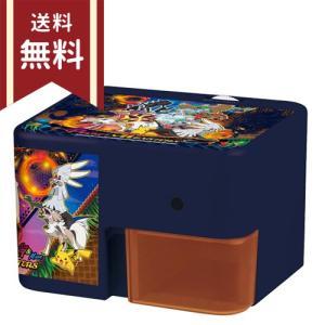 ポケットモンスターサン・ムーン 電動鉛筆削り器 新入学文具 4901772479017|net-shibuya