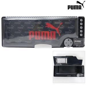 PUMA<プーマ> 2ドアケズール筆箱<両面・筆箱・ペンケース>  3D+チェンジング [新入学文具...