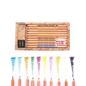 コクヨ おえかき色鉛筆 10本 KE-AC8