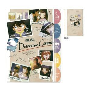 名探偵コナン ダイカット5インデックスクリアファイル A4サイズ 写真柄 50841 net-shibuya