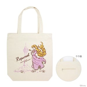 ディズニー・プリンセス ラプンツェル トートバッグ RAPUNZEL柄 51557 |net-shibuya
