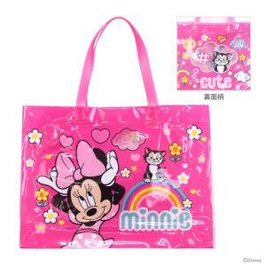ディズニー ミニーマウス ウェルダートートバッグ ピンク D4571PN-9 |net-shibuya