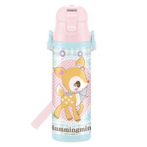 ハミングミント ロック付ワンプッシュダイレクトステンレスボトル<水筒> 600ml SDC6|net-shibuya