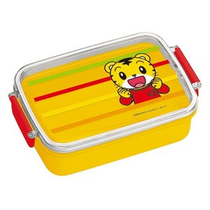 しましまとらのしまじろう 食洗機対応タイトランチボックス角型<お弁当箱> RB3A|net-shibuya