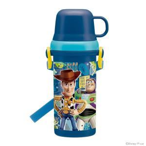 [20%OFF]ディズニー トイ・ストーリー 直飲みコップ付プラ水筒 480ml psb5kd