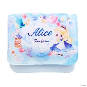 ディズニー・プリンセス どこでもポッケ アリス柄 86018  net-shibuya