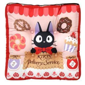 魔女の宅急便 スクールクッション <座布団> ジジのお店柄 0564103500|net-shibuya