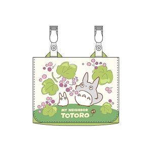 となりのトトロ ポケットポーチ トトロと大きな葉柄  [No.1025003100]|net-shibuya