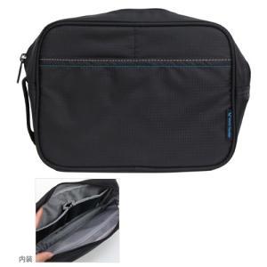 ワールドトラベラー<World Traveler> バッグインバッグ ネオ ブラック|net-shibuya
