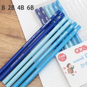 【名入れ不可】三菱鉛筆 uni Palette(ユニパレット) かきかた鉛筆 6角 12本入 556...