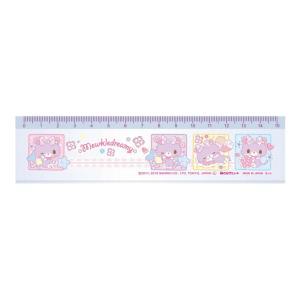 ミュークルドリーミー 定規 15cm 4901772741213 新入学文具|net-shibuya