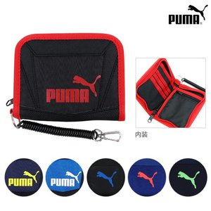 PUMA<プーマ> アクティブ スタイルラウンドジップウォレット 3カラー 75354-fji|net-shibuya