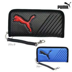 PUMA<プーマ> ロングウォレット CB 2カラー 959PM-ktu|net-shibuya