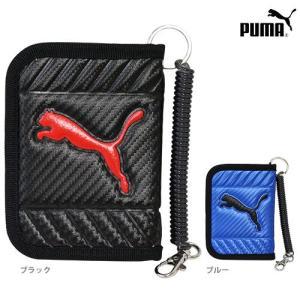 PUMA<プーマ> 2つ折りウォレット CB 2カラー 960PM-ktu|net-shibuya