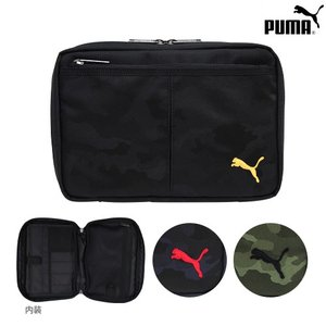 PUMA<プーマ> B6ステーショナリーケース <バッグインバッグ> 3カラー 993pm-ake|net-shibuya