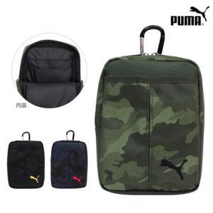 PUMA<プーマ> ステーショナリーポーチ <バッグインバッグ> 3カラー 994pm-ake|net-shibuya