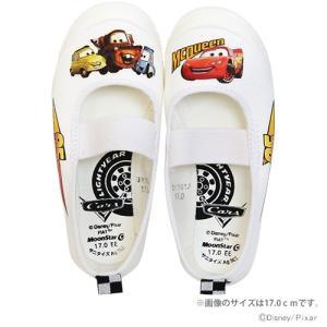 カーズ<Cars> 上履き<上靴・バレーシューズ> ホワイト 子供用 <5サイズ> dn05-mns|net-shibuya