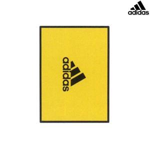 adidas<アディダス> 下敷き B5 黄黒 4902778241851 新入学文具  [M便 1...