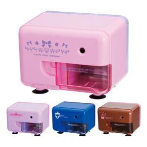アスカ<Asmix> 電動鉛筆削り ツートンカラー 4色展開 EPS301-ask|net-shibuya