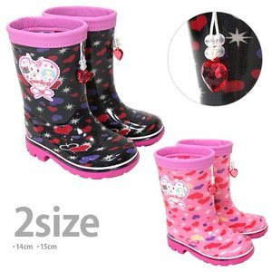 ジュエルペット 長靴 <レインブーツ・レインシューズ> <2カラー> <14〜15cm> jewelpet03-mns[jt151020]|net-shibuya