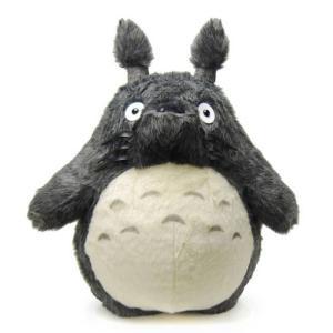 スタジオジブリ となりのトトロ ぬいぐるみ 大トトロ特大 濃グレー [4974475633239]|net-shibuya