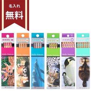 【鉛筆名前入れ無料】書き方鉛筆KBハローネイチャー 濃さ2Bトンボ鉛筆【大特価】|net-shibuya