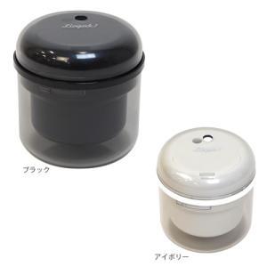 SONIC<ソニック> フリーキー 乾電池式電動鉛筆削り <リビガクシリーズ> 2カラー LV-1587-snc|net-shibuya