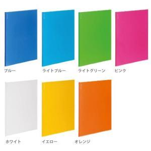 NOVITAα<ノビータα> ポケットファイルα<クリアフォルダ> A4 <6ポケット> ラ-NF6-kok |net-shibuya