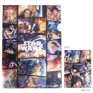 STAR WARS<スター・ウォーズ> メタリックファイル A4 ポスター柄 4901770474618|net-shibuya