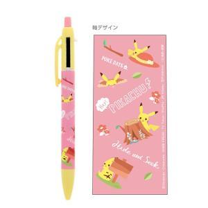ポケモン シャープ&2ボールペン POKE DAYS2 おさんぽ柄 4901770579191 [M...
