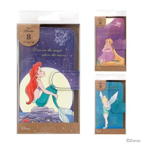 ディズニー・プリンセス ティンカー・ベル スマホカバー <iPhone8・7・6s・6対応> 3柄 s81011 |net-shibuya