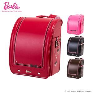Barbie<バービー>ランドセル <シブヤ限定モデル> 2019年度 全5色 A4フラットファイル対応<キューブ型・スクエア型> MADE IN JAPAN net-shibuya