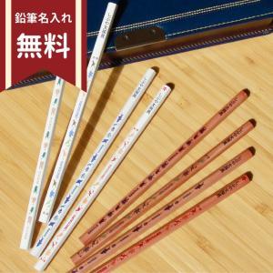 シブヤオリジナル鉛筆 2B 12本組 生き物 4柄 [名入れ無料・クリアケース付き] sb-pencil06 [シブヤオリジナル]|net-shibuya