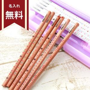 シブヤオリジナル鉛筆 2B 12本組 ファンシー 6柄 [名入れ無料・クリアケース付き] sb-pe...