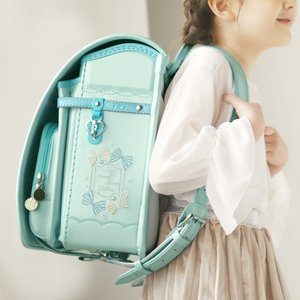 ランドセル 女の子  スイートリボン クラリーノ フィットちゃん リボンの刺繍とラインストーンのランドセル デカポケ搭載 2019年版|net-shibuya