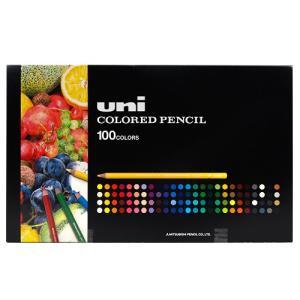 三菱鉛筆 色鉛筆 ユニカラー100色UC100Cの商品画像|ナビ