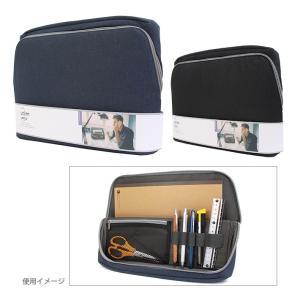 SONIC<ソニック> ユートリム スマ・スタ 立つバッグインバッグ ワイド A4対応 2カラー ut1905-ecm|net-shibuya