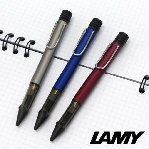 ベストセラー「ラミー サファリ」のボディを アルミ製にした人気モデルです。 くぼみ付きのグリップやワ...