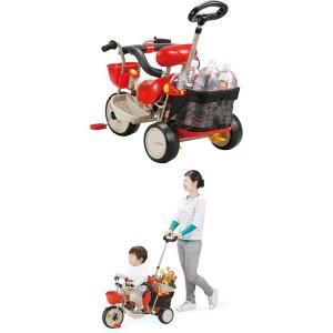 カーゴ三輪車 アイデス ides のりもの 三輪車 乗用玩具|netbaby|03
