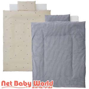 洗える ミニ布団セット ( 1セット )/ カトージ(KATOJI) ( ベビーベッド 寝具 組布団 )|netbaby