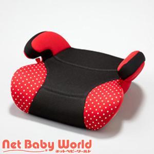 ジュニアシート ブースターEC フルーツバスケット(ストロベリー) 日本育児 Nihonikuji チャイルドシート netbaby