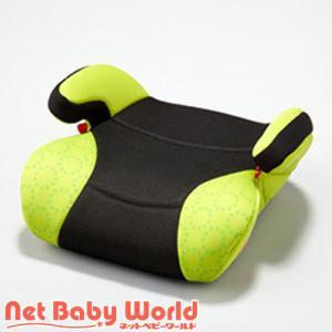ジュニアシート 日本育児 ブースターEC フルーツバスケット(キウイ) Nihonikuji チャイルドシート netbaby