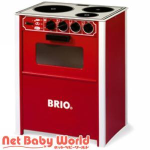レンジ ( 1台 )/ ブリオ(Brio) ( 木のおもちゃ 遊具 )