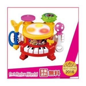 おもちゃ 知育玩具 1歳 リズムあそびいっぱいマジカルバンド トゥーンタウンライブシリーズ タカラトミー TAKARA TOMY 【disney_y】 netbaby