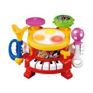 リズムあそびいっぱいマジカルバンド トゥーンタウンミッキー ( 1個 )/ タカラトミー ( おもちゃ 遊具 楽器玩具 )|netbaby|02